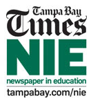 Tampa Bay Times Newspaper in Education