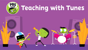 Teaching with Tunes